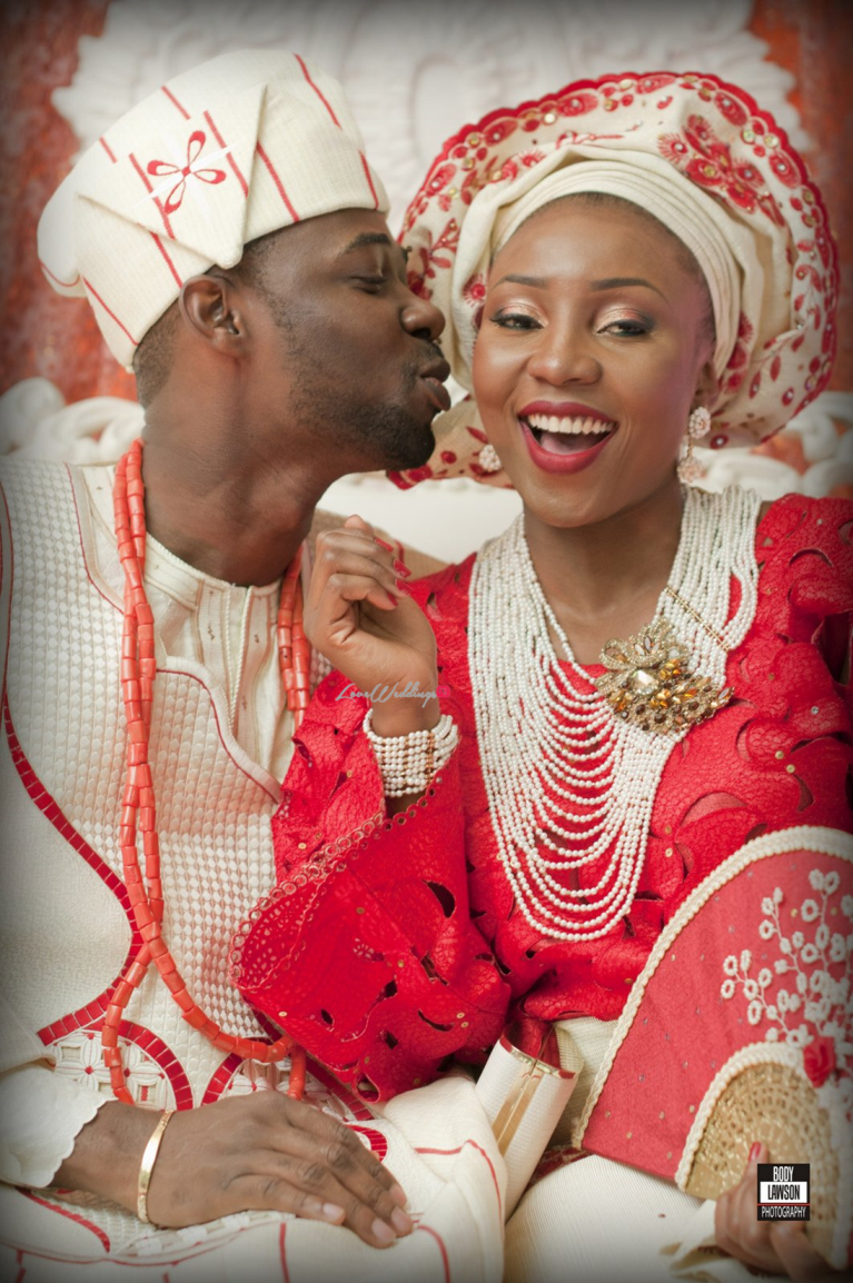 Loveweddingsng Nigerian Traditional Wedding - Motilayo and Banji142