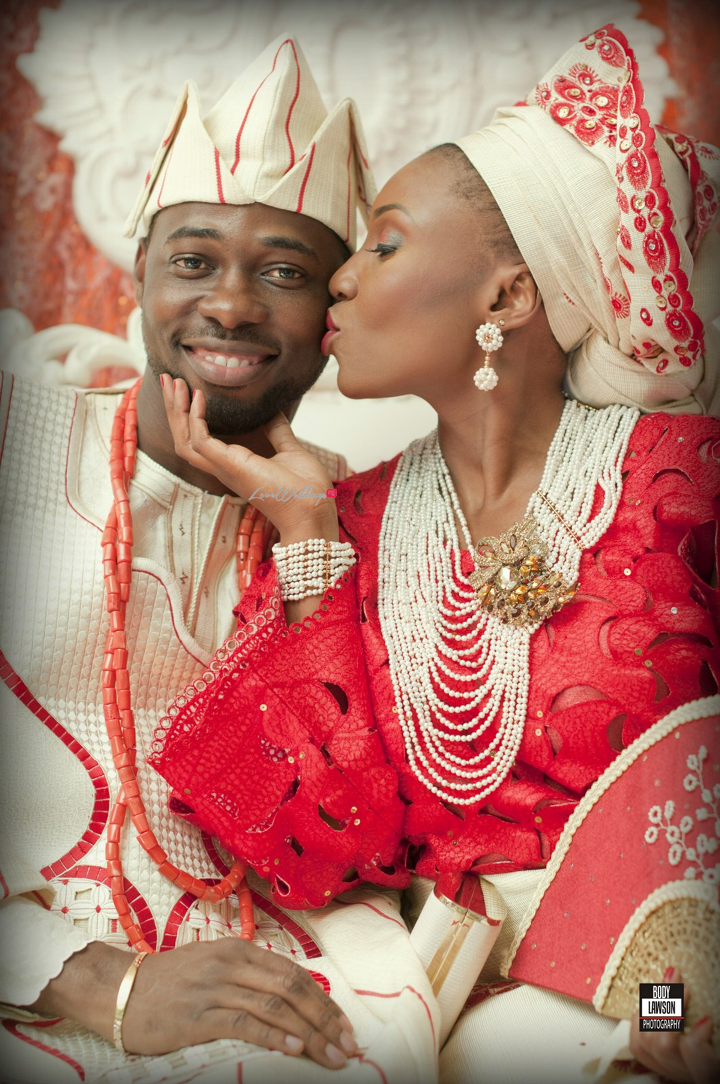 Loveweddingsng Nigerian Traditional Wedding - Motilayo and Banji143
