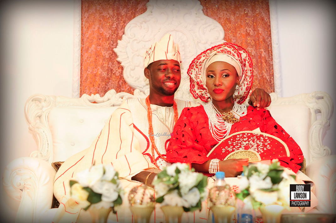 Loveweddingsng Nigerian Traditional Wedding - Motilayo and Banji144