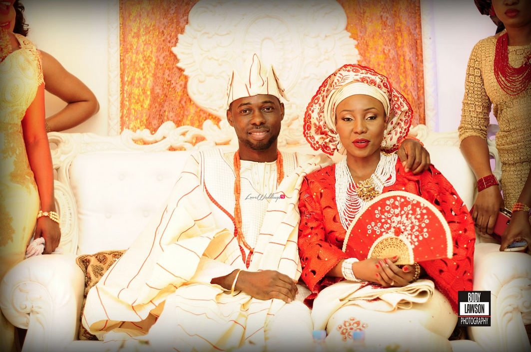 Loveweddingsng Nigerian Traditional Wedding - Motilayo and Banji145