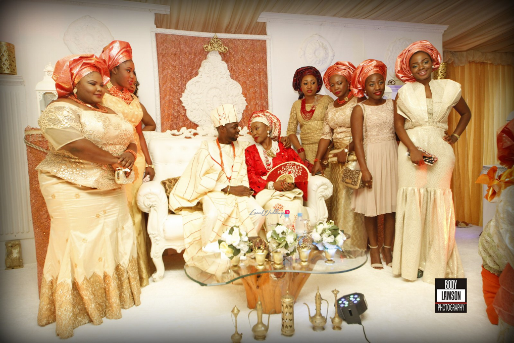 Loveweddingsng Nigerian Traditional Wedding - Motilayo and Banji147