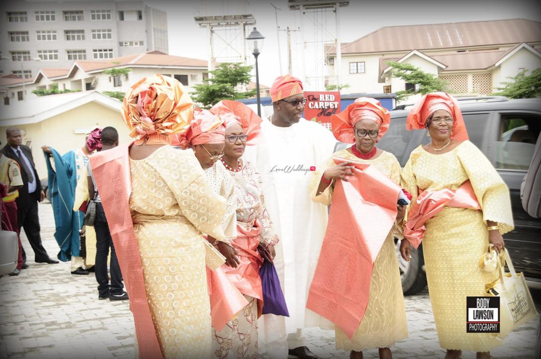 Loveweddingsng Nigerian Traditional Wedding - Motilayo and Banji15