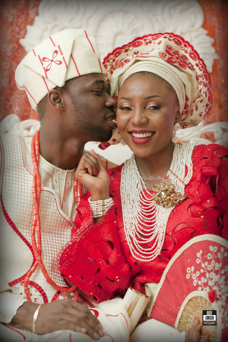Loveweddingsng Nigerian Traditional Wedding - Motilayo and Banji151