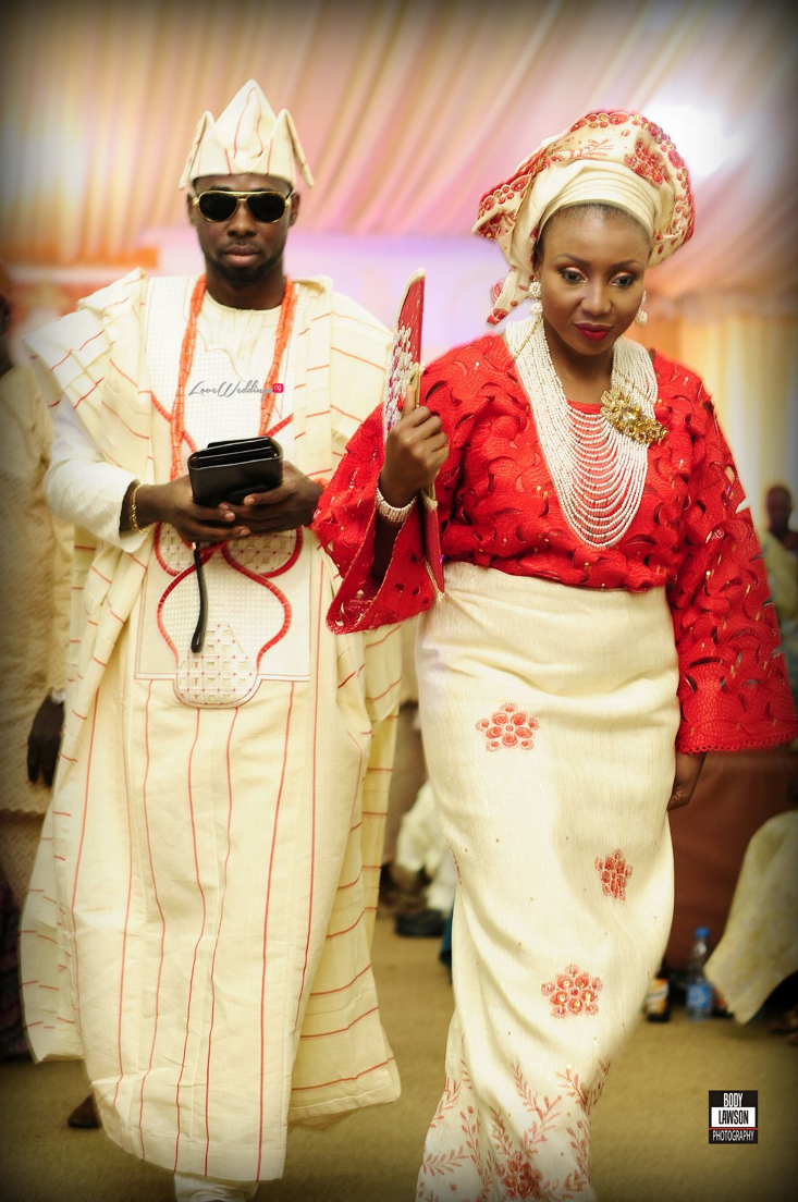 Loveweddingsng Nigerian Traditional Wedding - Motilayo and Banji152
