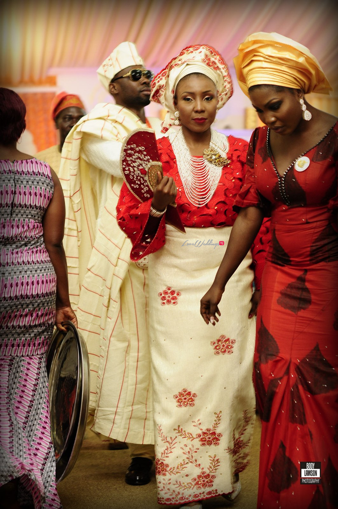 Loveweddingsng Nigerian Traditional Wedding - Motilayo and Banji154