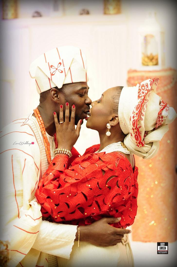 Loveweddingsng Nigerian Traditional Wedding - Motilayo and Banji155