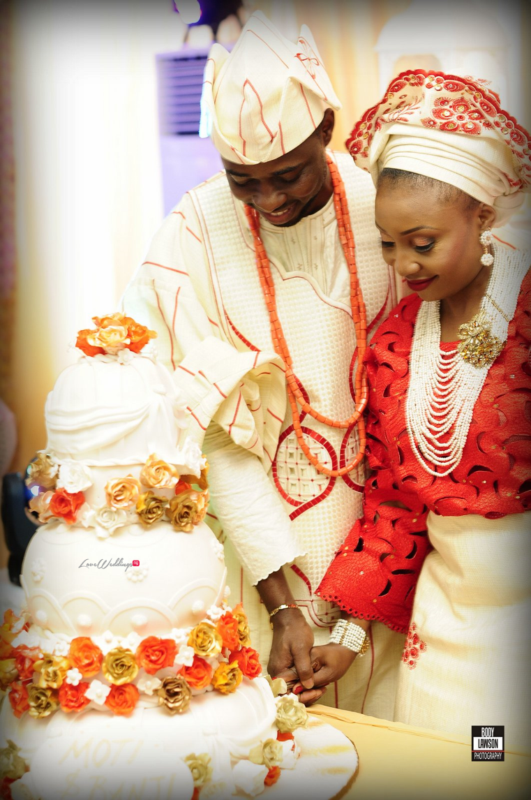 Loveweddingsng Nigerian Traditional Wedding - Motilayo and Banji157