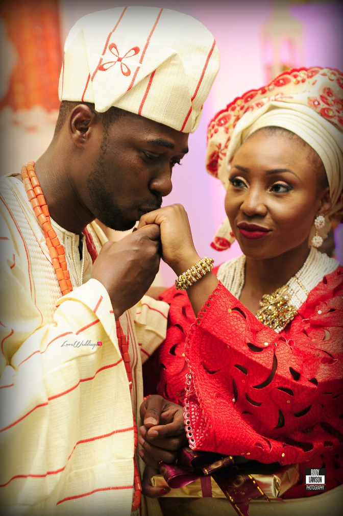 Loveweddingsng Nigerian Traditional Wedding - Motilayo and Banji159