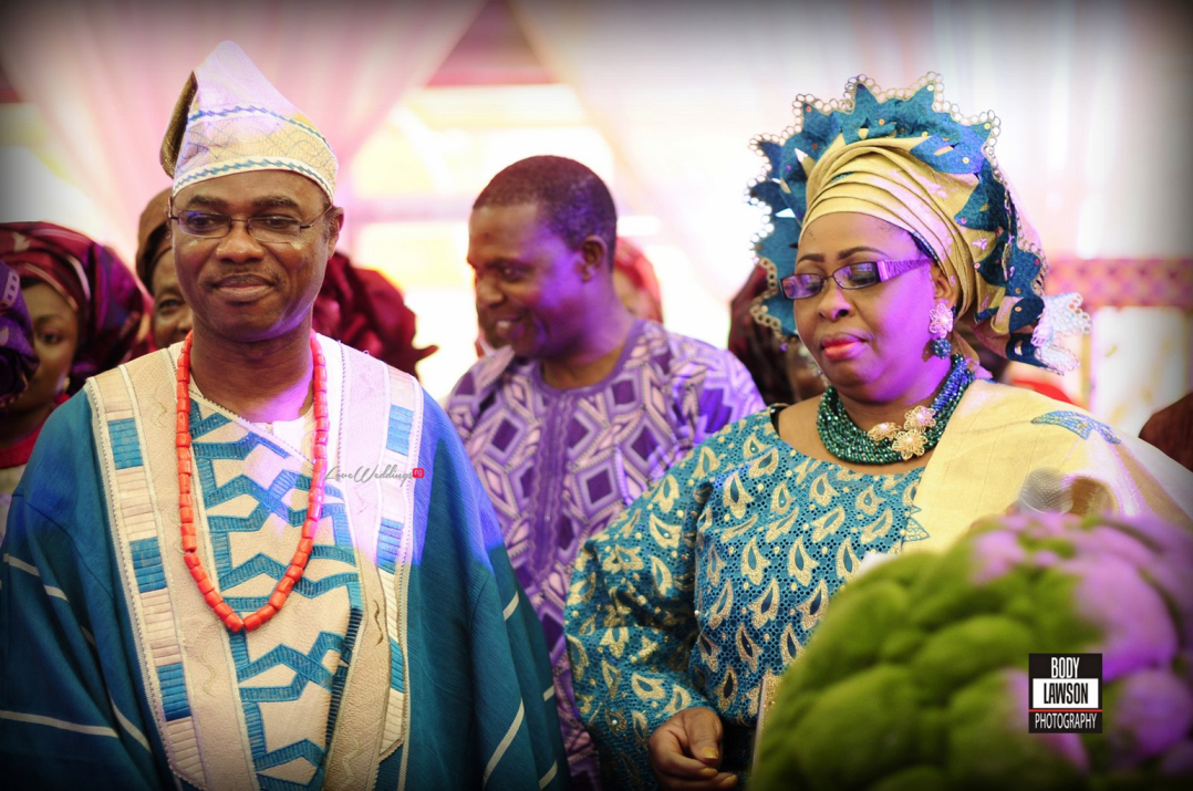 Loveweddingsng Nigerian Traditional Wedding - Motilayo and Banji16