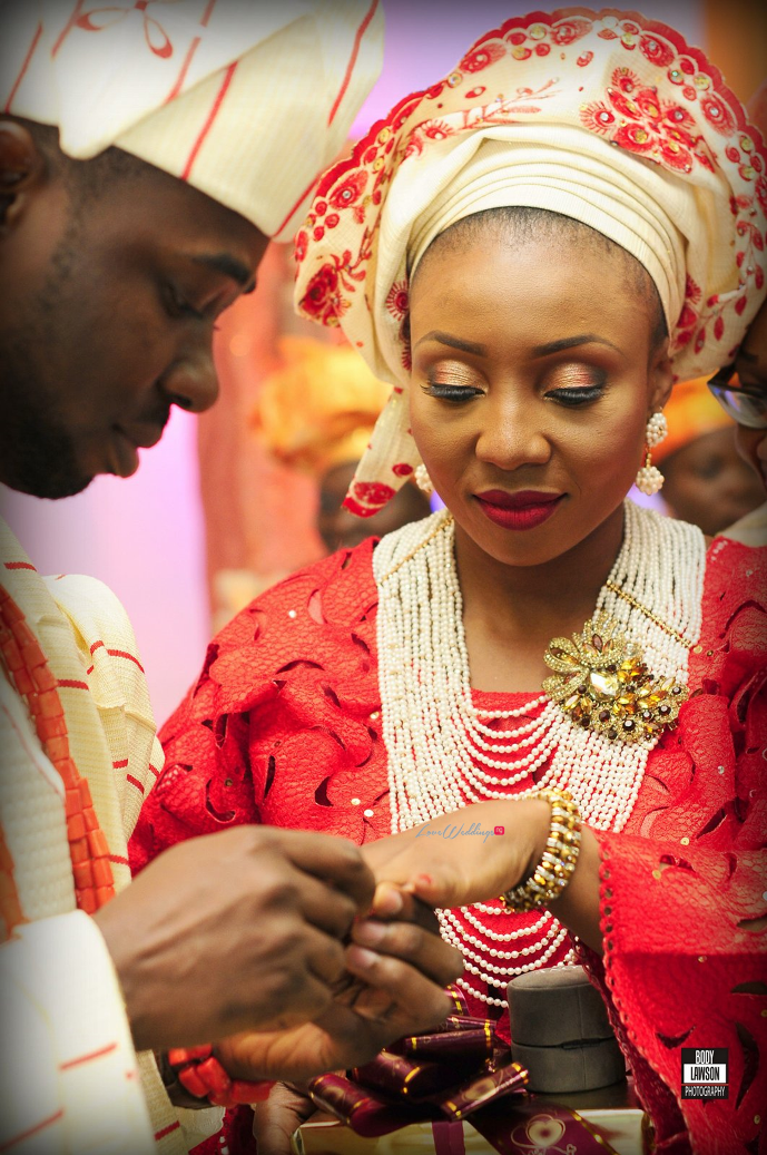 Loveweddingsng Nigerian Traditional Wedding - Motilayo and Banji160