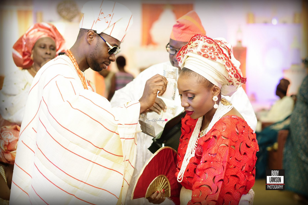 Loveweddingsng Nigerian Traditional Wedding - Motilayo and Banji163