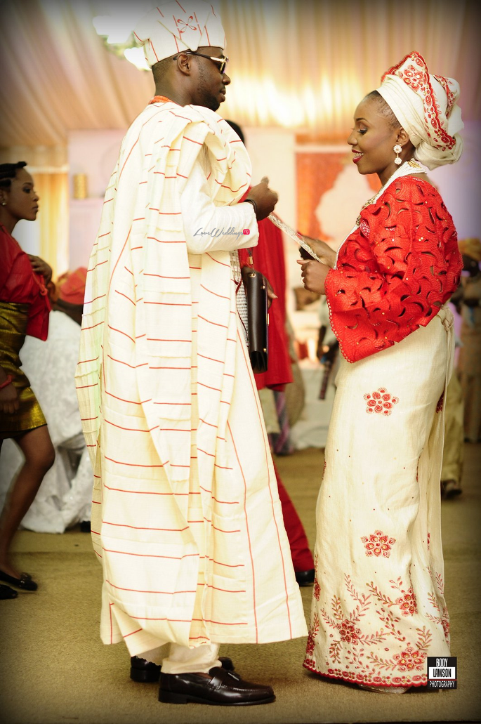 Loveweddingsng Nigerian Traditional Wedding - Motilayo and Banji164