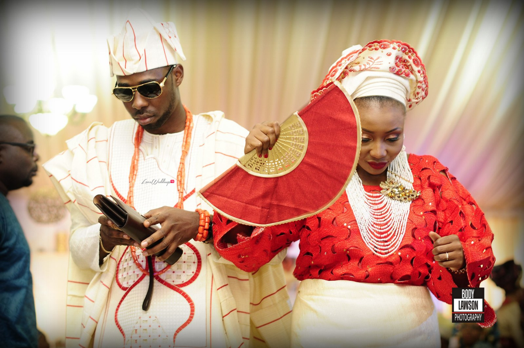 Loveweddingsng Nigerian Traditional Wedding - Motilayo and Banji165