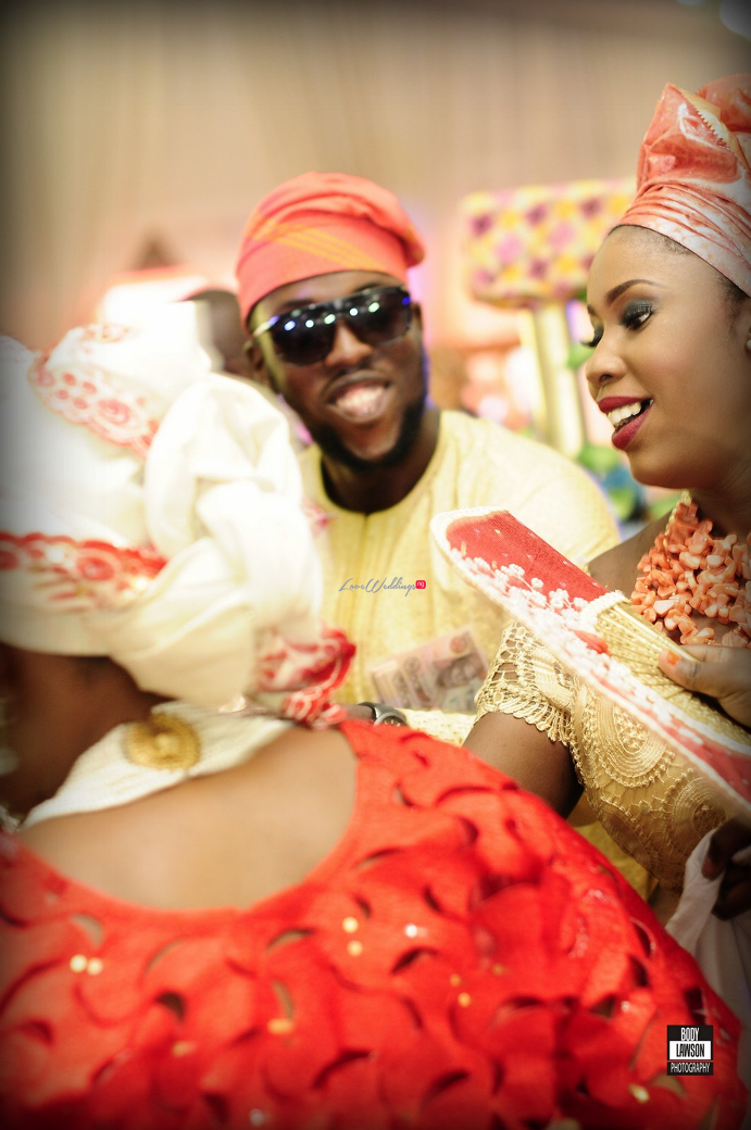 Loveweddingsng Nigerian Traditional Wedding - Motilayo and Banji168