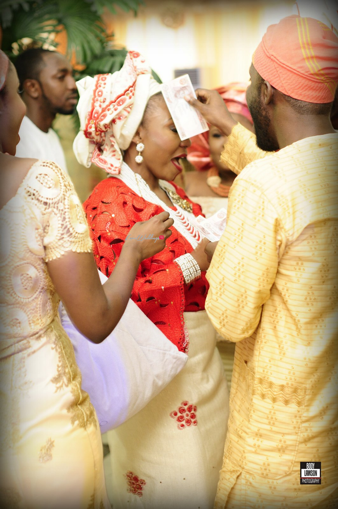 Loveweddingsng Nigerian Traditional Wedding - Motilayo and Banji171