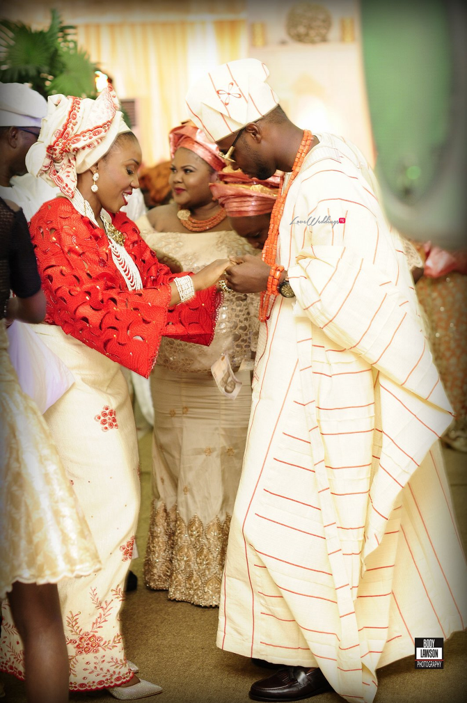 Loveweddingsng Nigerian Traditional Wedding - Motilayo and Banji172