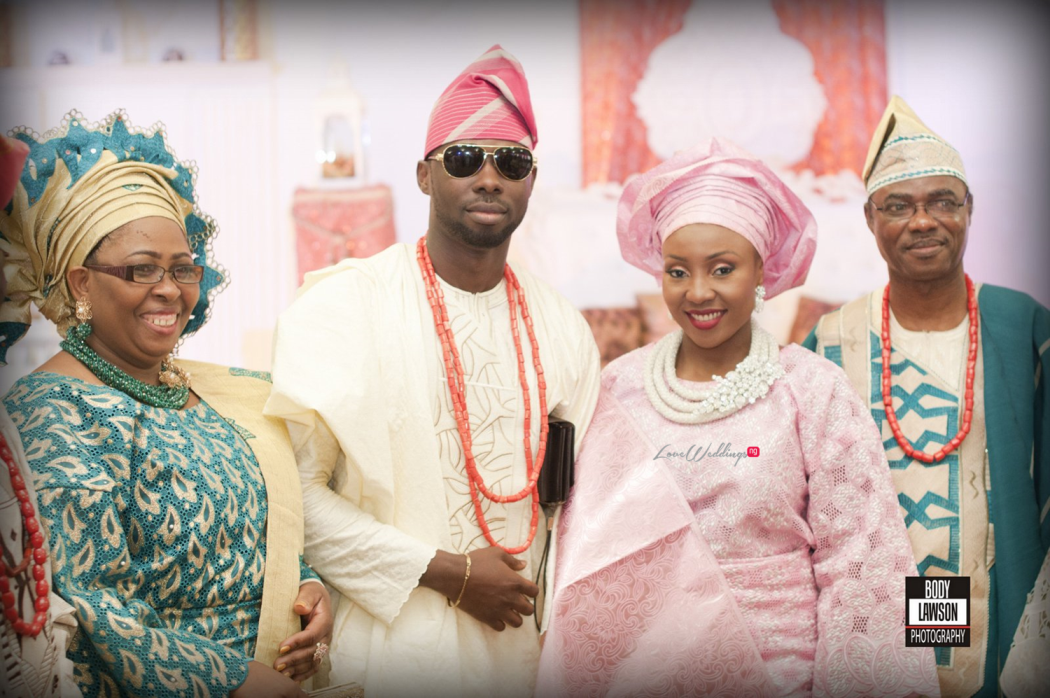 Loveweddingsng Nigerian Traditional Wedding - Motilayo and Banji173