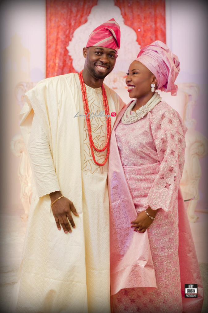 Loveweddingsng Nigerian Traditional Wedding - Motilayo and Banji175