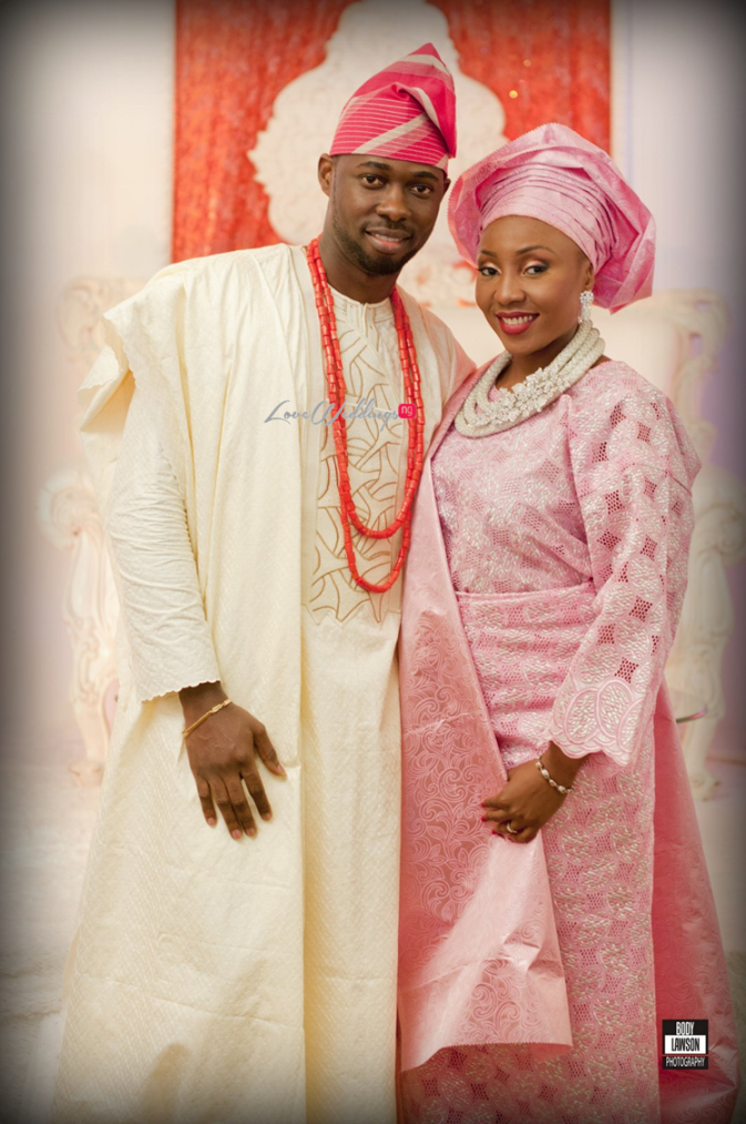 Loveweddingsng Nigerian Traditional Wedding - Motilayo and Banji176