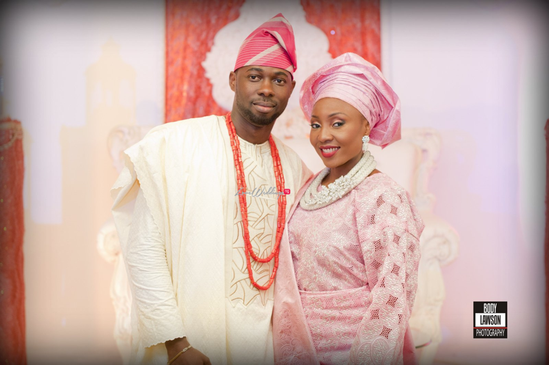 Loveweddingsng Nigerian Traditional Wedding - Motilayo and Banji177