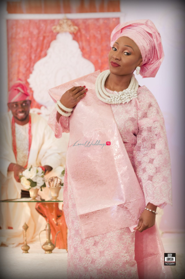 Loveweddingsng Nigerian Traditional Wedding - Motilayo and Banji180