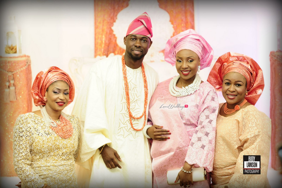 Loveweddingsng Nigerian Traditional Wedding - Motilayo and Banji181