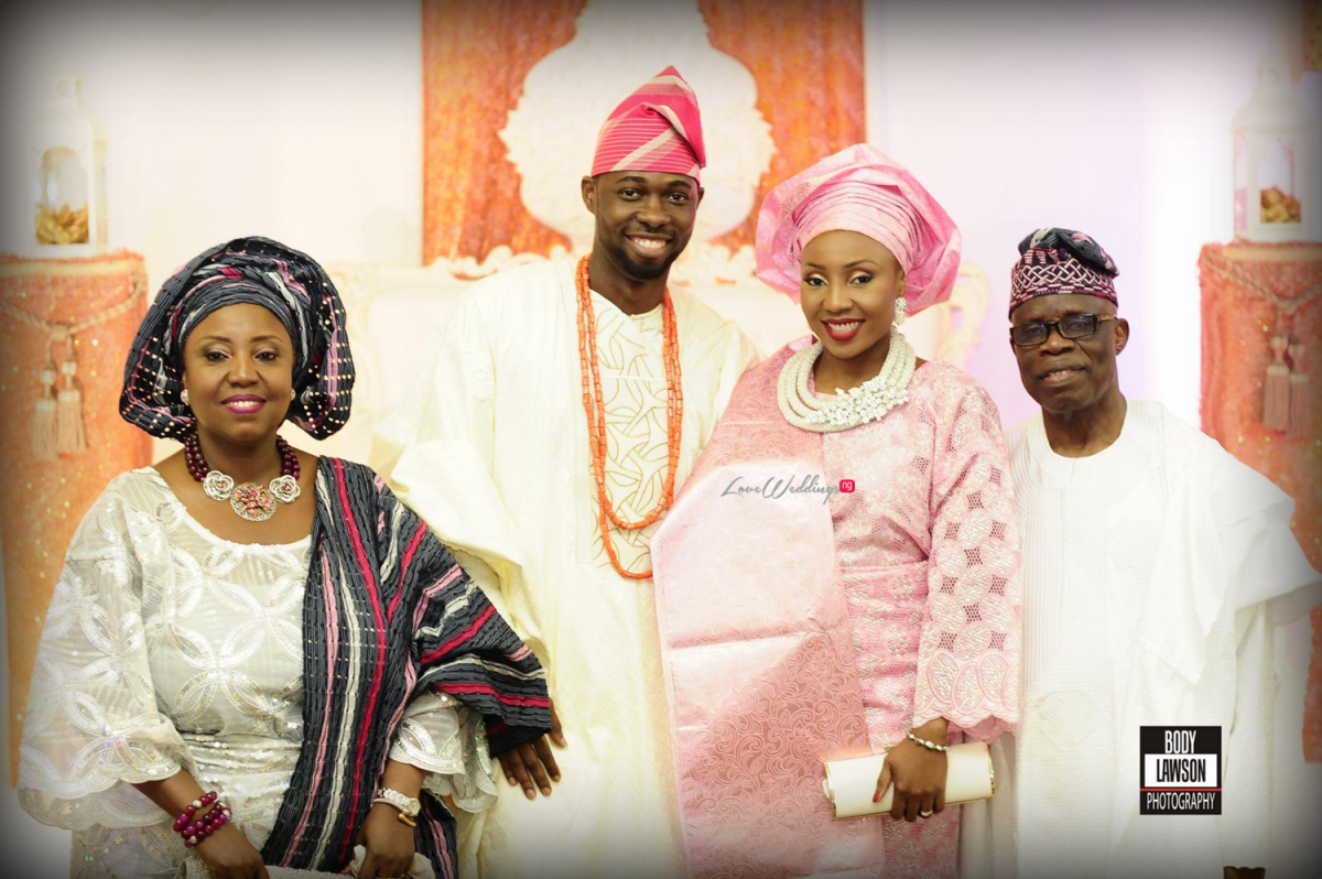 Loveweddingsng Nigerian Traditional Wedding - Motilayo and Banji182