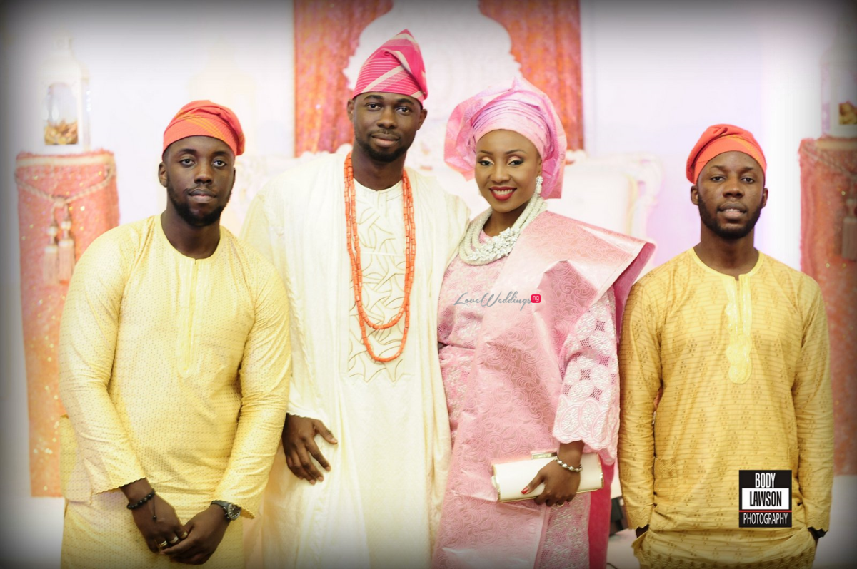 Loveweddingsng Nigerian Traditional Wedding - Motilayo and Banji183