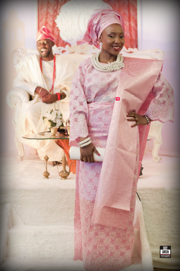 Loveweddingsng Nigerian Traditional Wedding - Motilayo and Banji184