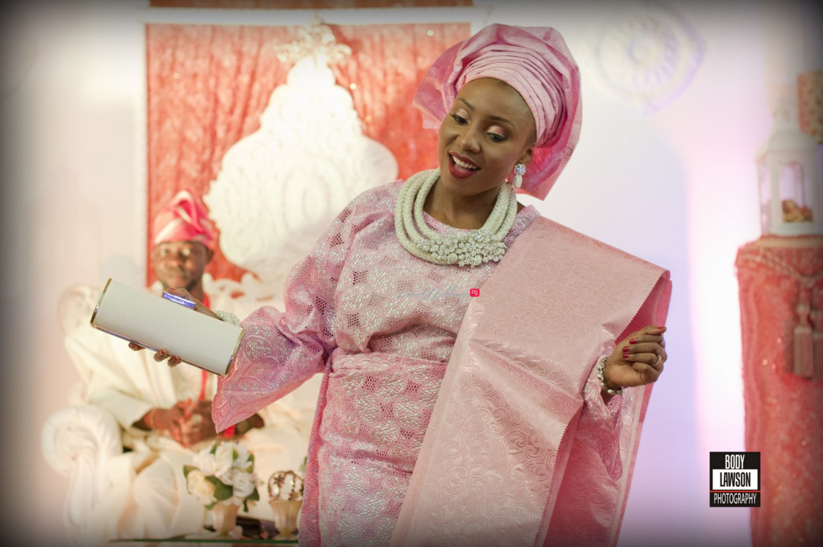 Loveweddingsng Nigerian Traditional Wedding - Motilayo and Banji185