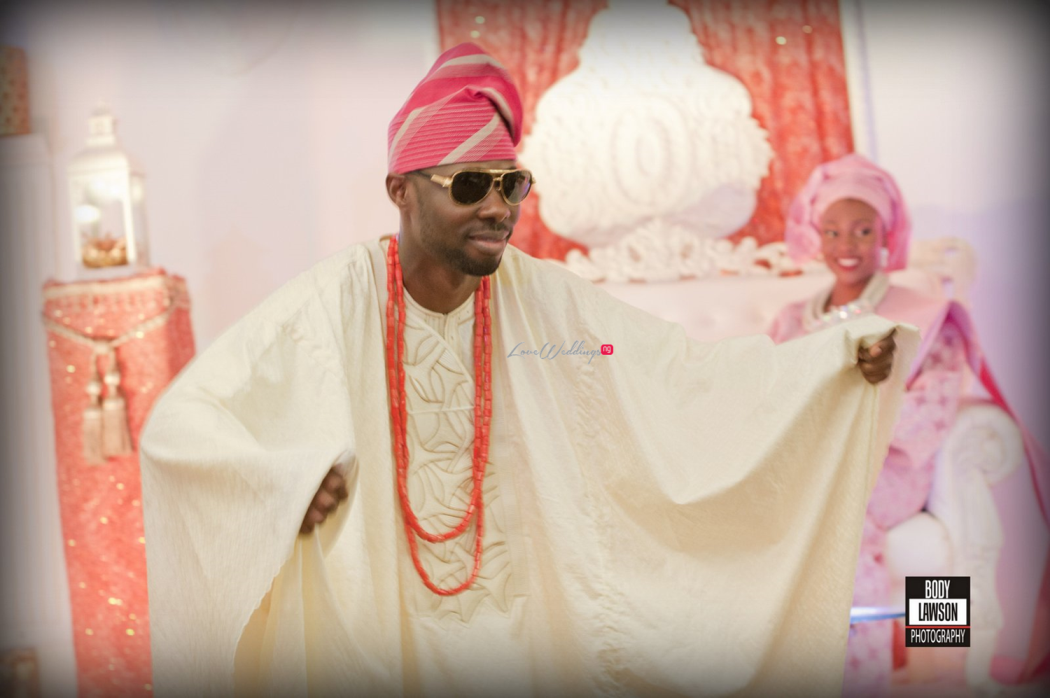 Loveweddingsng Nigerian Traditional Wedding - Motilayo and Banji186