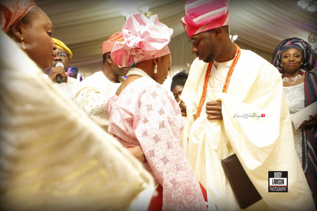 Loveweddingsng Nigerian Traditional Wedding - Motilayo and Banji188