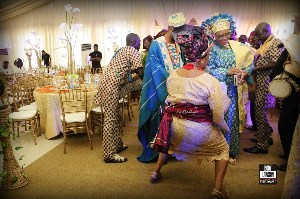 Loveweddingsng Nigerian Traditional Wedding - Motilayo and Banji19