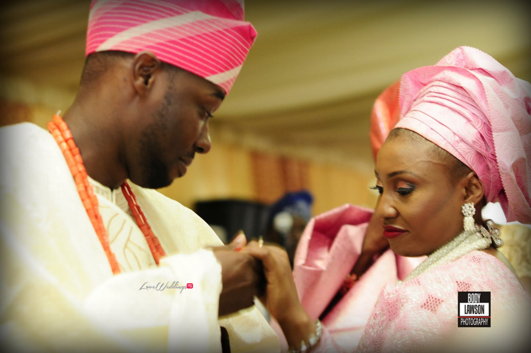 Loveweddingsng Nigerian Traditional Wedding - Motilayo and Banji190