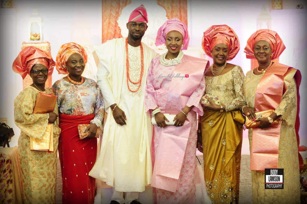 Loveweddingsng Nigerian Traditional Wedding - Motilayo and Banji191