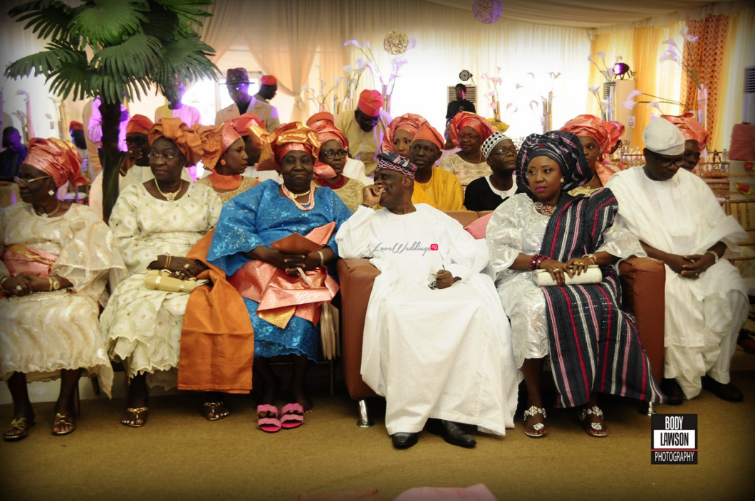 Loveweddingsng Nigerian Traditional Wedding - Motilayo and Banji20