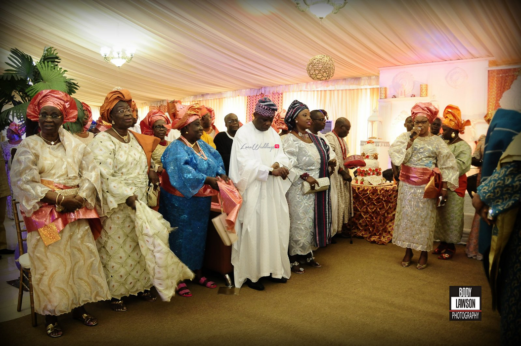 Loveweddingsng Nigerian Traditional Wedding - Motilayo and Banji24