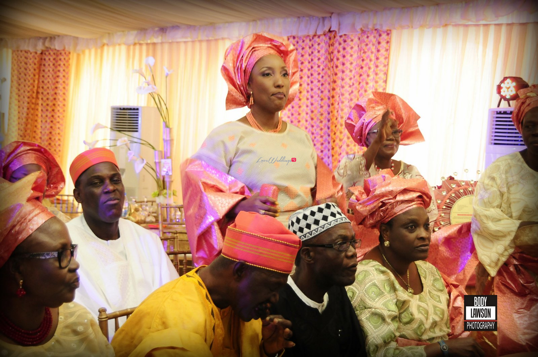 Loveweddingsng Nigerian Traditional Wedding - Motilayo and Banji32