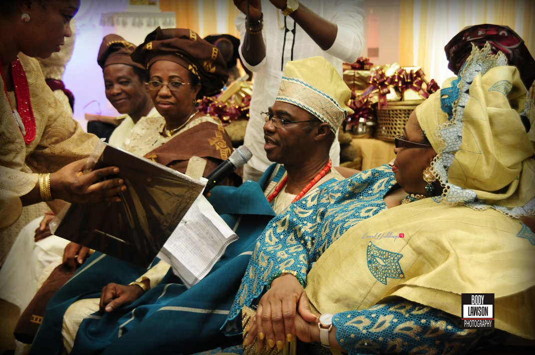 Loveweddingsng Nigerian Traditional Wedding - Motilayo and Banji35