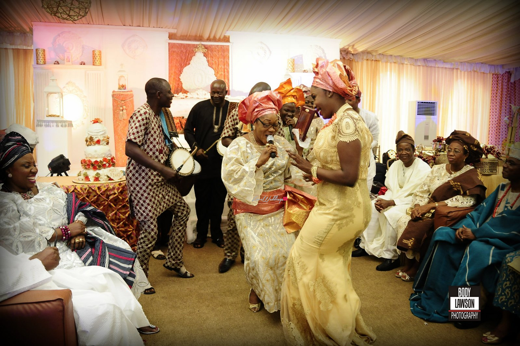 Loveweddingsng Nigerian Traditional Wedding - Motilayo and Banji40