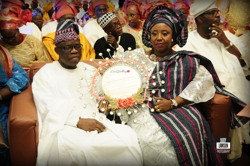 Loveweddingsng Nigerian Traditional Wedding - Motilayo and Banji44