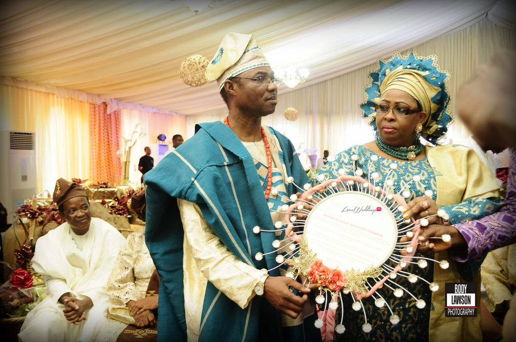 Loveweddingsng Nigerian Traditional Wedding - Motilayo and Banji46