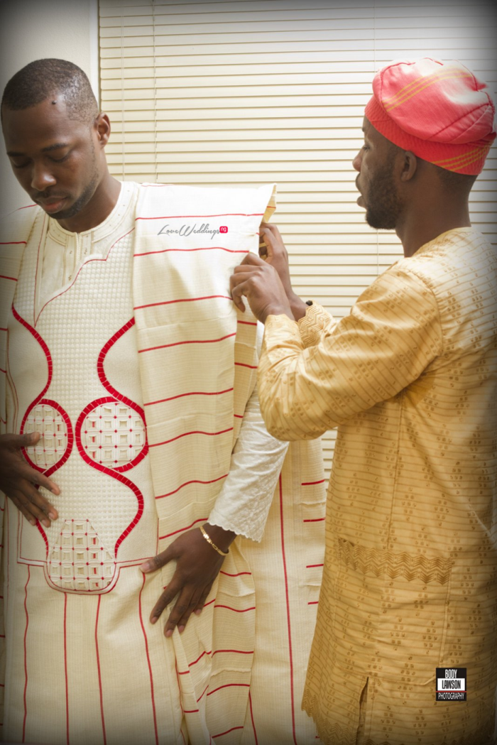 Loveweddingsng Nigerian Traditional Wedding - Motilayo and Banji47