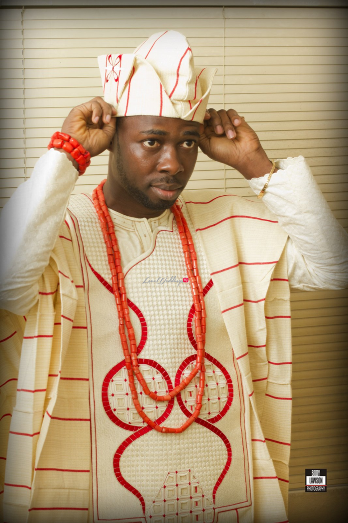Loveweddingsng Nigerian Traditional Wedding - Motilayo and Banji48