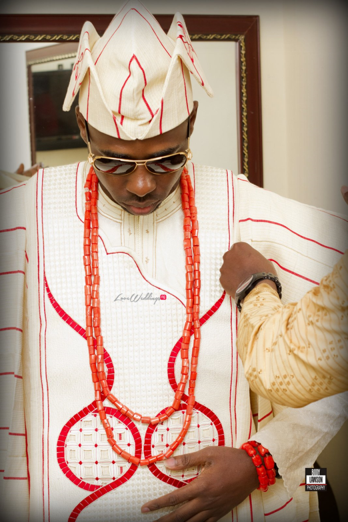 Loveweddingsng Nigerian Traditional Wedding - Motilayo and Banji49