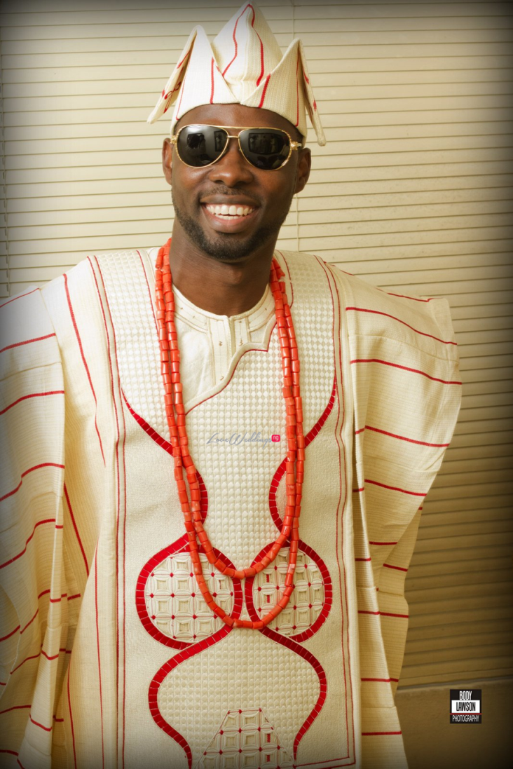 Loveweddingsng Nigerian Traditional Wedding - Motilayo and Banji50
