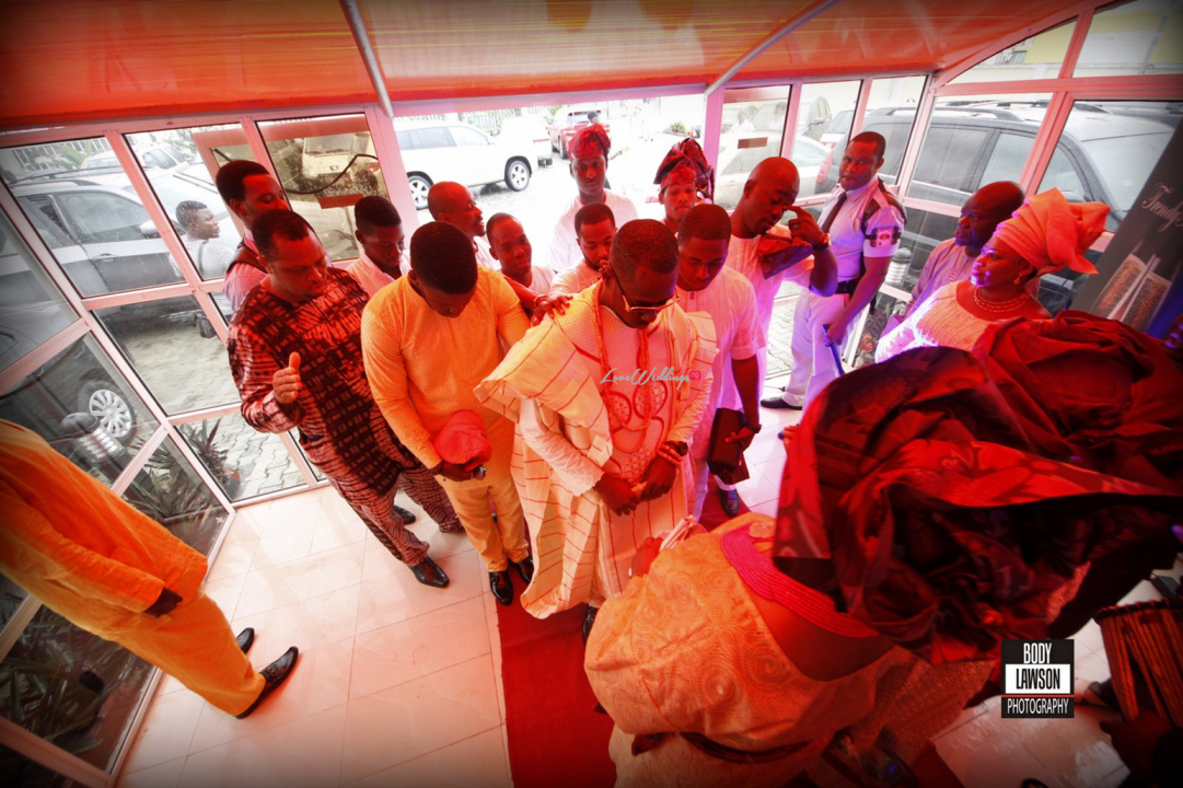 Loveweddingsng Nigerian Traditional Wedding - Motilayo and Banji57