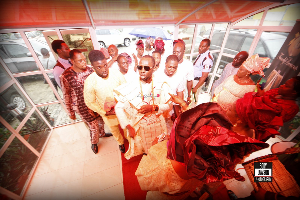 Loveweddingsng Nigerian Traditional Wedding - Motilayo and Banji58