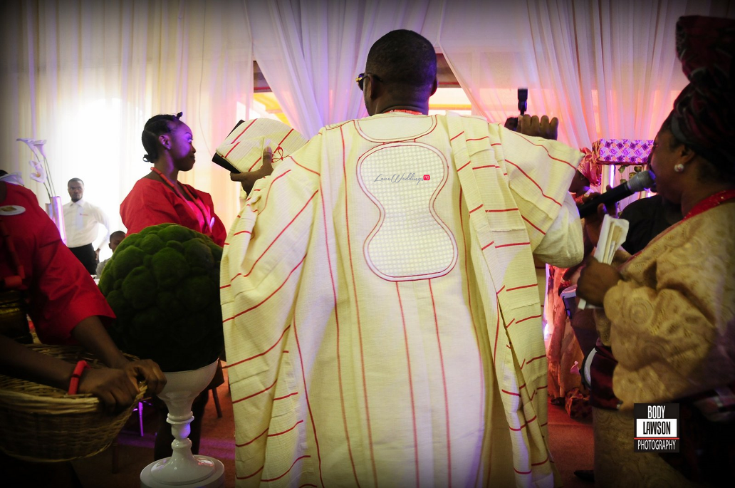 Loveweddingsng Nigerian Traditional Wedding - Motilayo and Banji59
