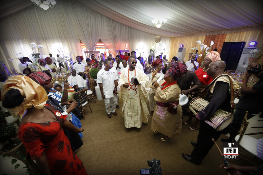 Loveweddingsng Nigerian Traditional Wedding - Motilayo and Banji63